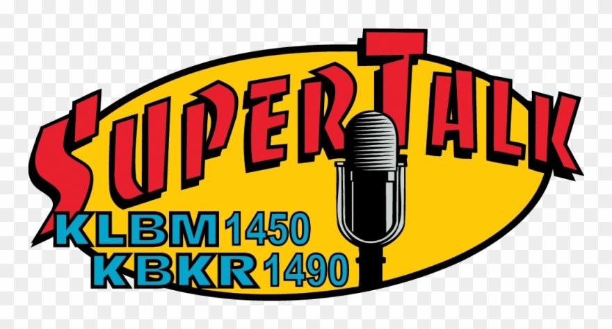 Supertalk Radio.