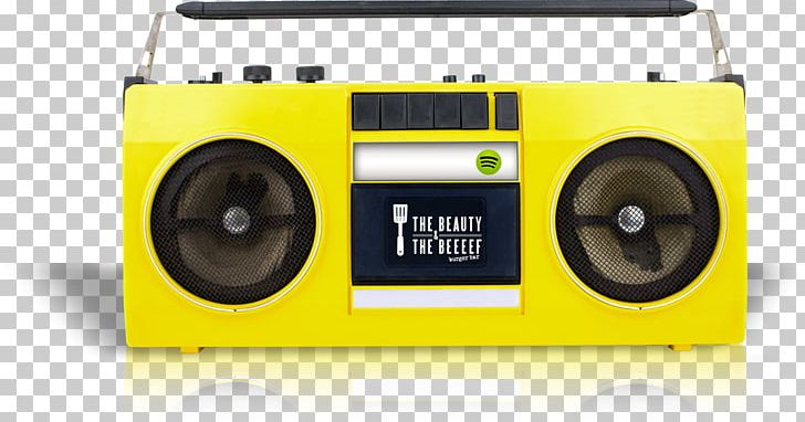 Boombox Poster Radio La Belle & La Boeuf Sound PNG, Clipart.