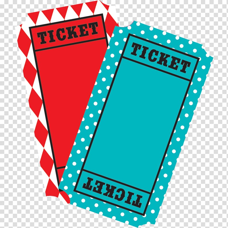 Red and blue tickets illustration, Airline ticket Traveling.