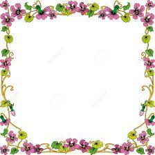 Rahmen blumen clipart kostenlos 1 » Clipart Portal.