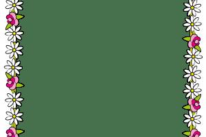 Rahmen clipart blumen 1 » Clipart Portal.