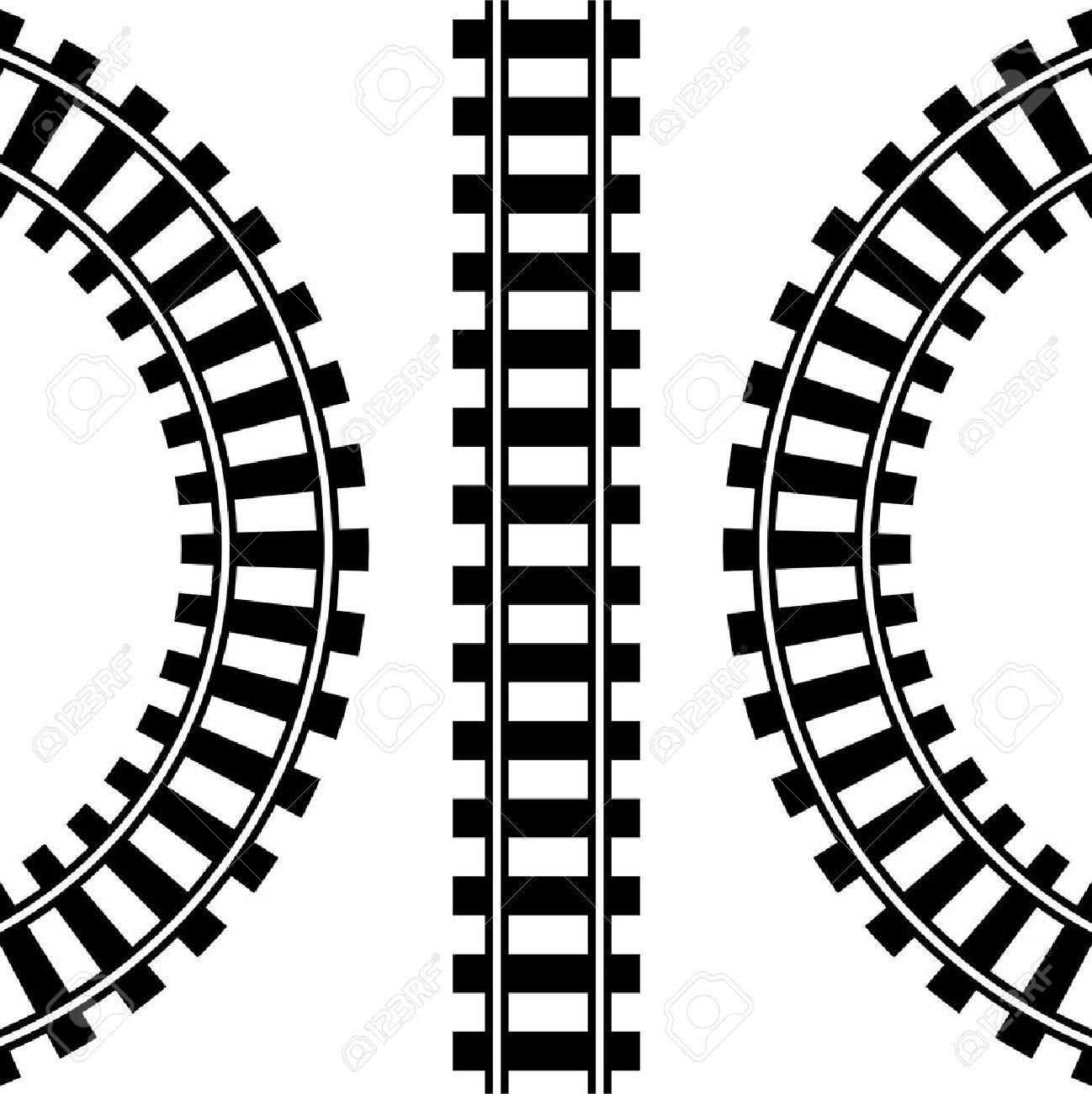 Free Train Track Cliparts, Download Free Clip Art, Free Clip.