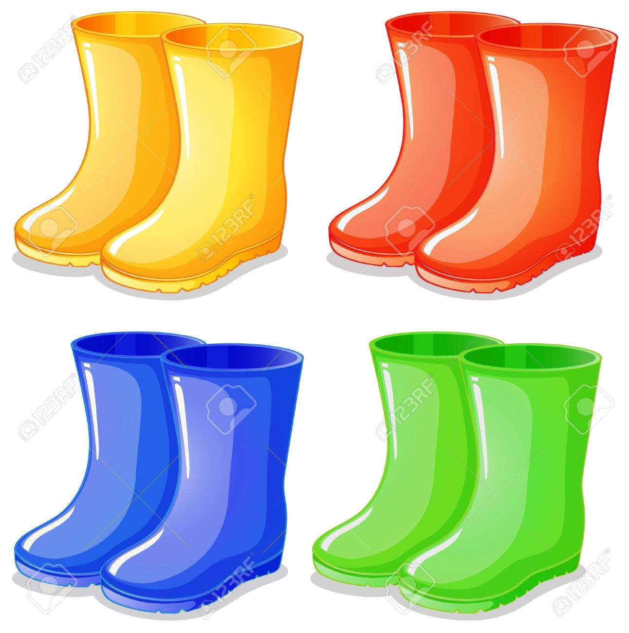 clipart rain boots 20 free Cliparts | Download images on ...