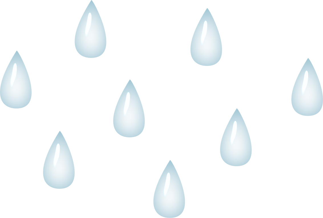 Free Rain Drops Transparent Background, Download Free Clip.