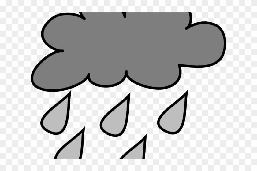 Rain Clipart Rain Cloud.