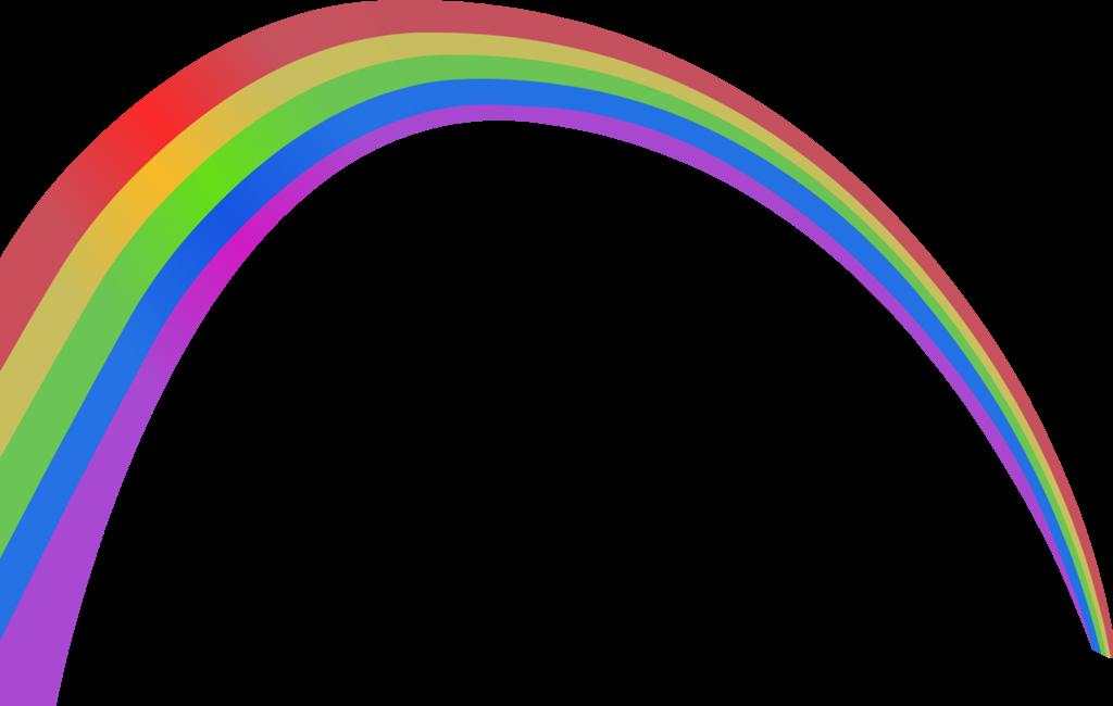 Rainbow Desktop Wallpaper Clip art.