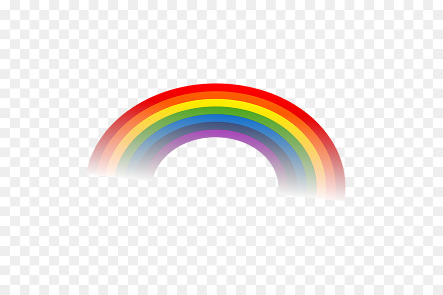 Rainbow Clipart png download.