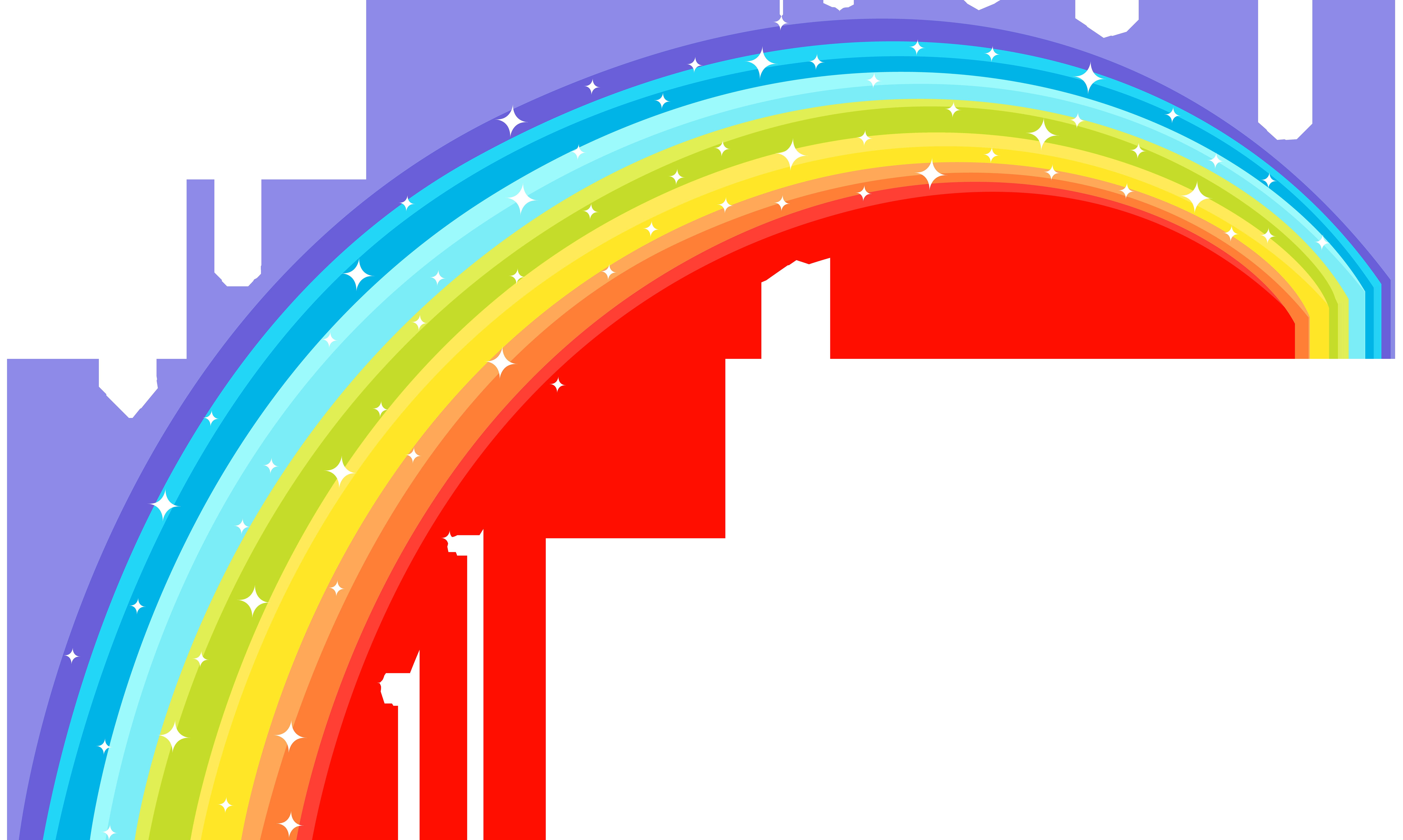 Rainbow Light.