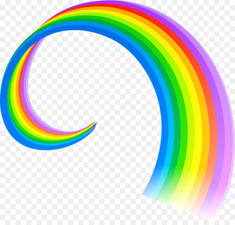 Rainbow Light clipart.