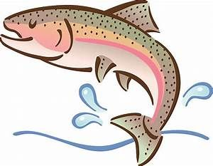 Rainbow Trout Clip Art, Vector Images & Illustrations.