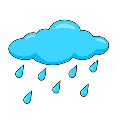 Clipart Rainy Day Vector Images (19).