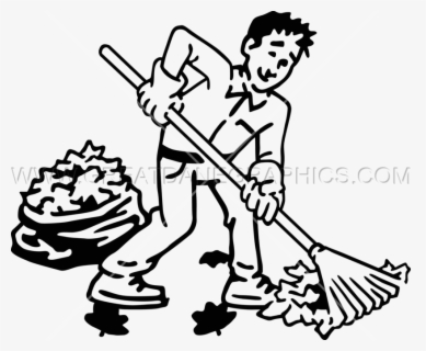 Free Rake Clip Art with No Background.