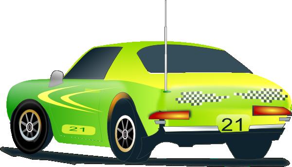 Rally Car Clip Art.