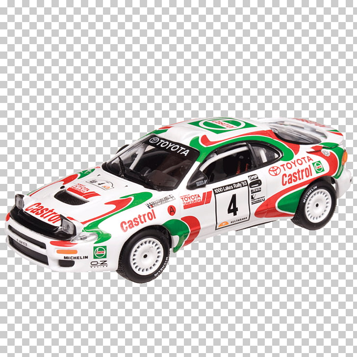 World Rally Car Group B Model car World Rally Championship.