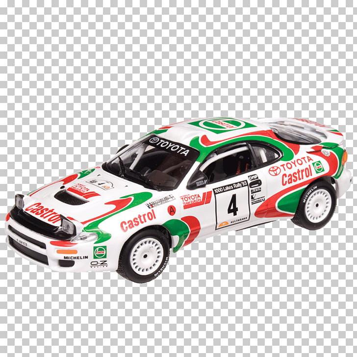 World Rally Car Group B Model car World Rally Championship.