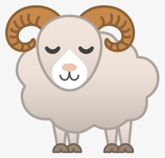 Free Ram Clip Art with No Background.
