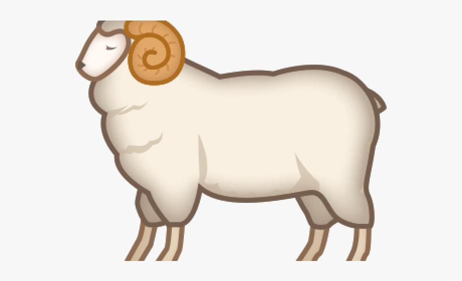 Horns Clipart Ram Goat.