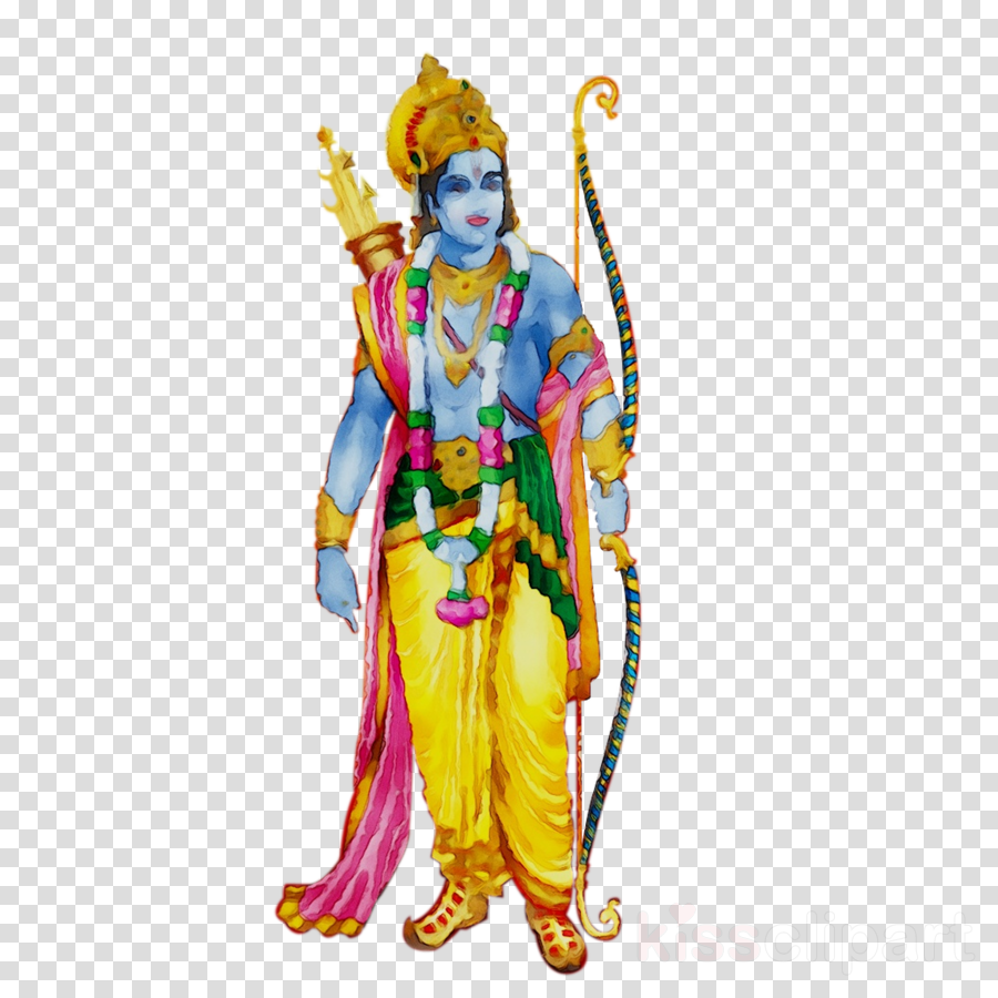 Rama Navami clipart.