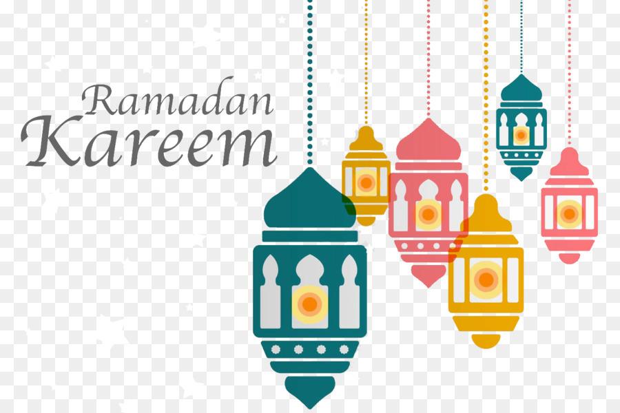 Eid Mubarak Lamp clipart.