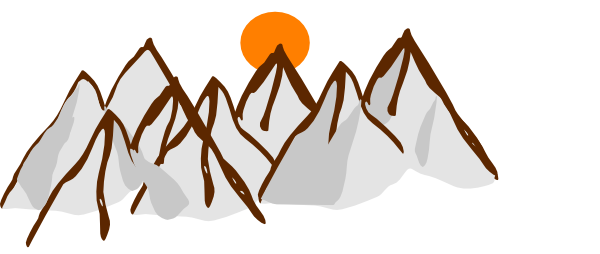 Mountain Range Clipart at GetDrawings.com.
