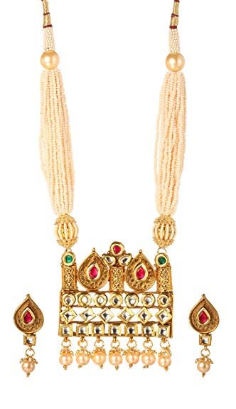 Amazon.com: Bindhani Indian Bollywood Jewelry Wedding Bridal.