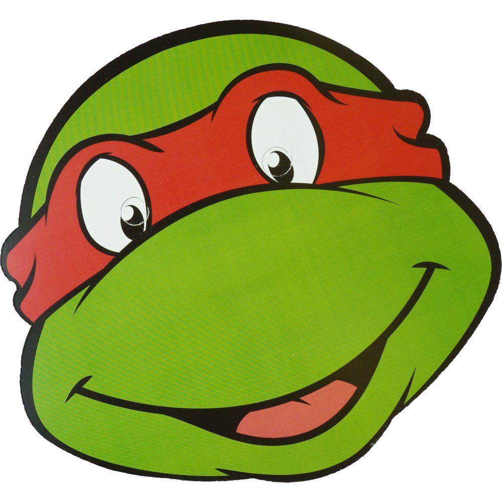 Raphael Ninja Turtle Clipart.