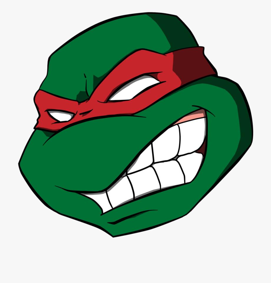 Ninja Turtles Head Png Clipart , Png Download.