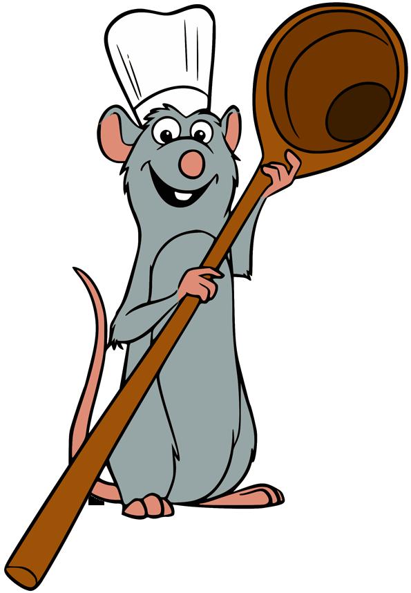 Ratatouille Clip Art.