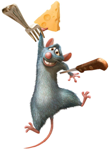 Ratatouille The Movie Clipart.