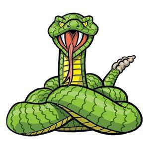 Cartoon Rattlesnake Clipart in 2019.