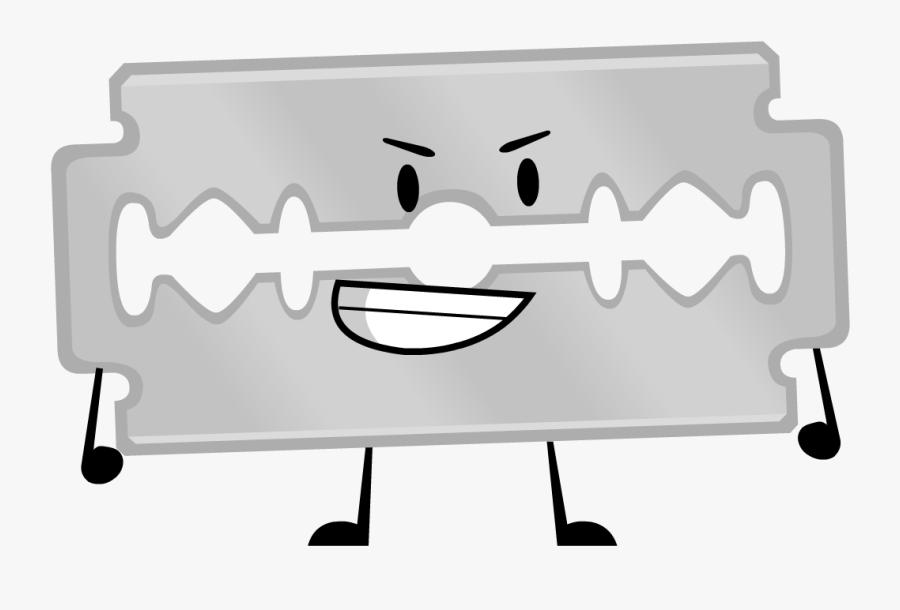 Transparent Razer Blade Png.