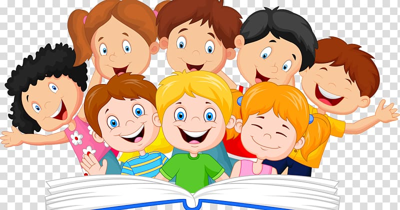 Book Reading , reading transparent background PNG clipart.
