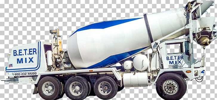 Truck Cement Mixers Ready.