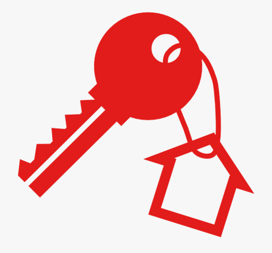 Buy & Sell Homes, Commercial Real Estate Agent Clipart.