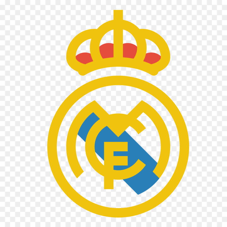 Real Madrid Logo clipart.