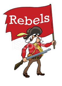 Rebel Clipart Image.