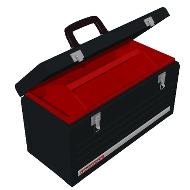 Toolbox 5 awesome recovery tool items a journey and a.