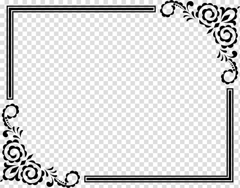 rectangle border transparent background PNG clipart.
