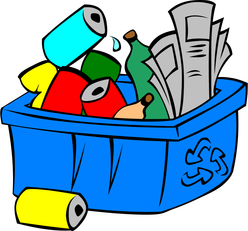 Free Clipart: Recycle Bin.