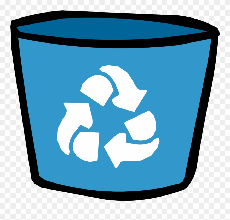 Clipart Paper Recycle Bin.