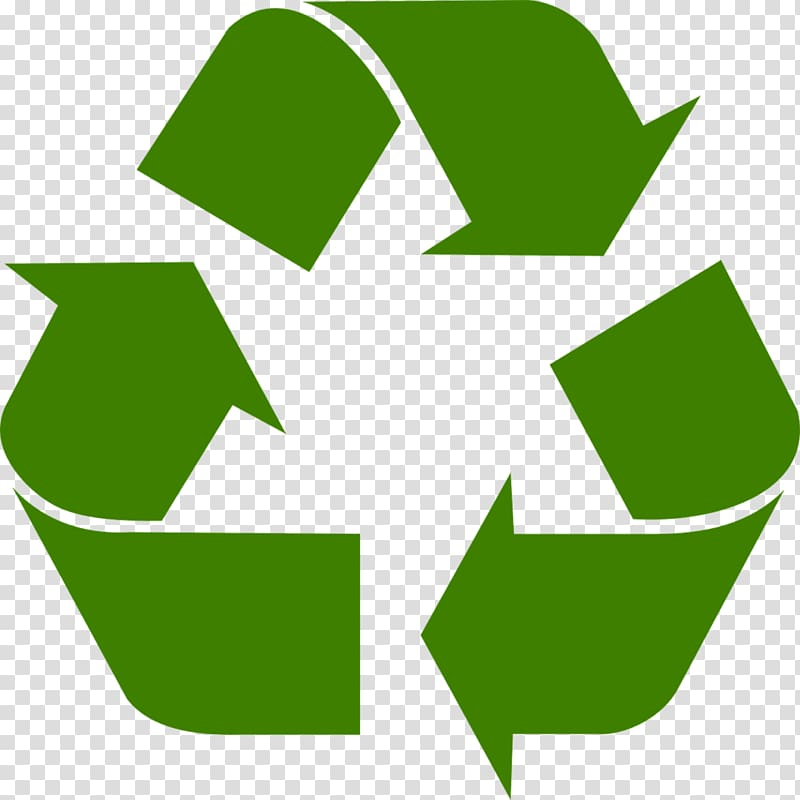 Recycling symbol Plastic recycling Resin identification code.