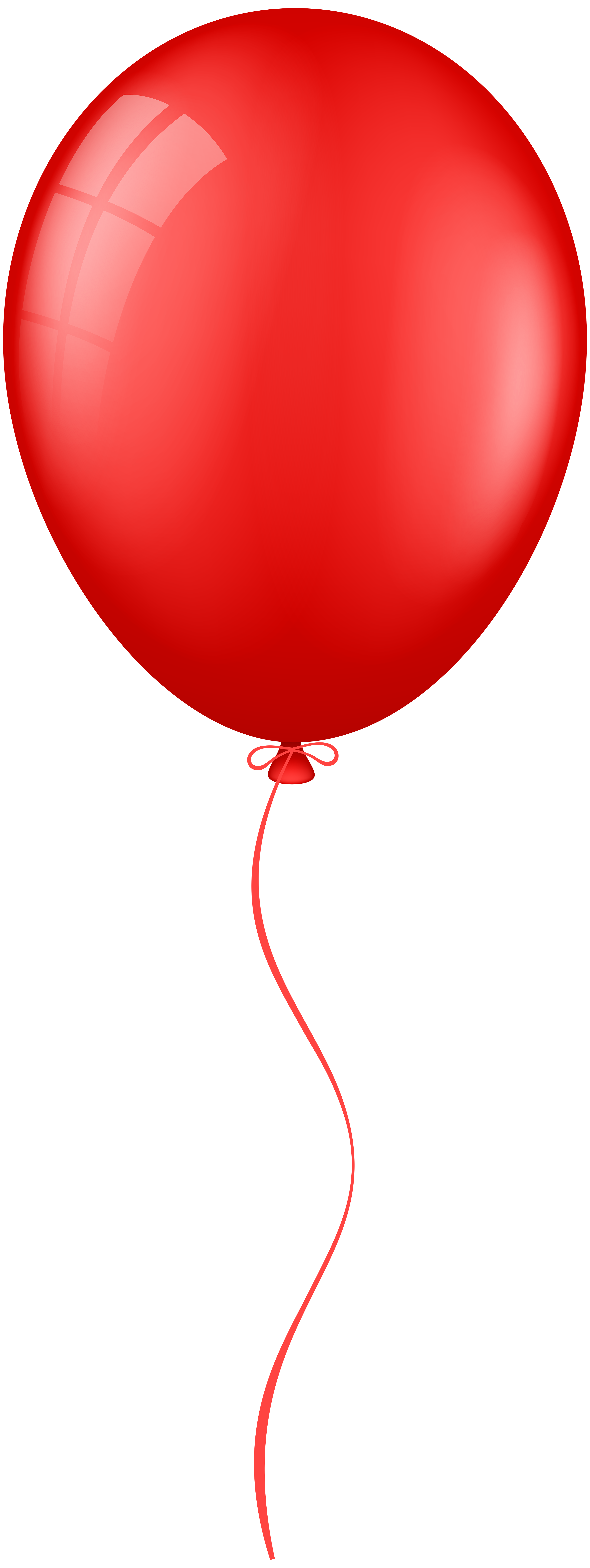 Free Red Balloon Transparent Background, Download Free Clip.
