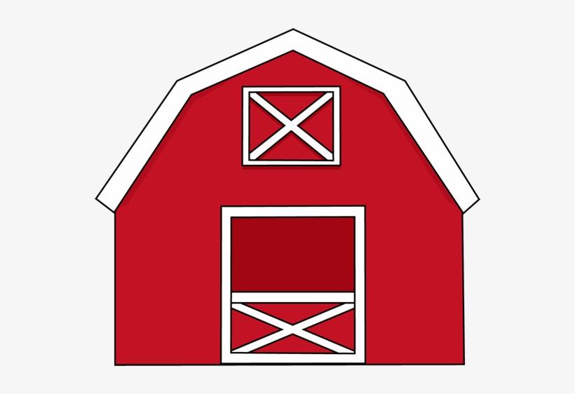Fence Clipart Barn.