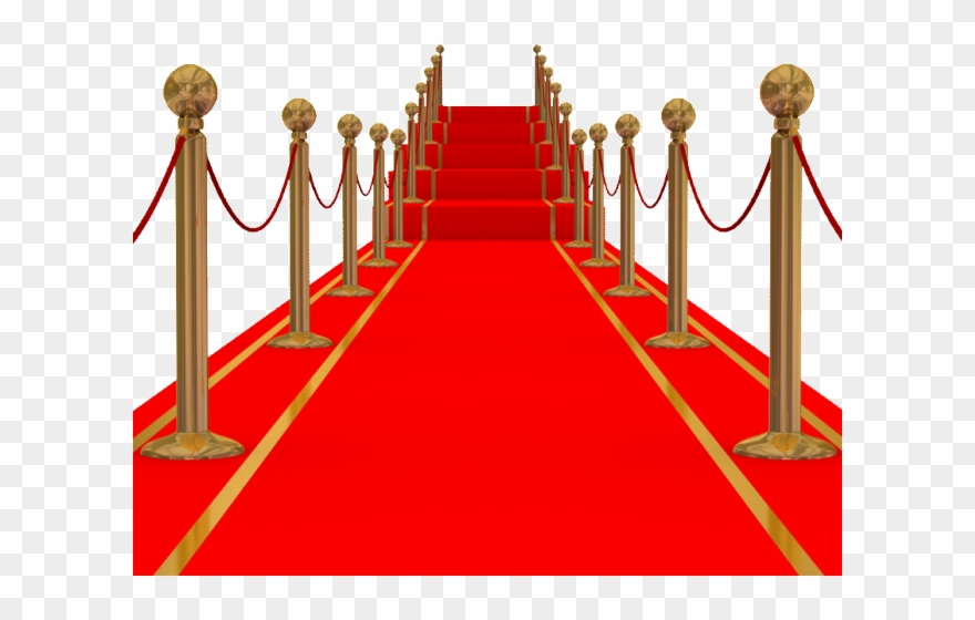Red Carpet Clipart Wall Fame.
