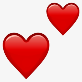Free Red Hearts Clip Art with No Background.