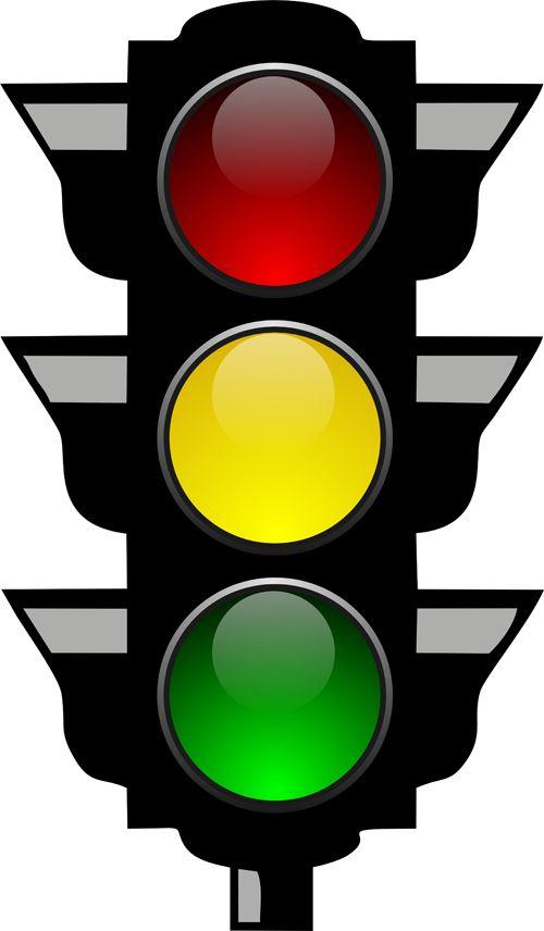traffic light day.