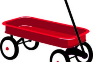 Red wagon clipart 3 » Clipart Station.