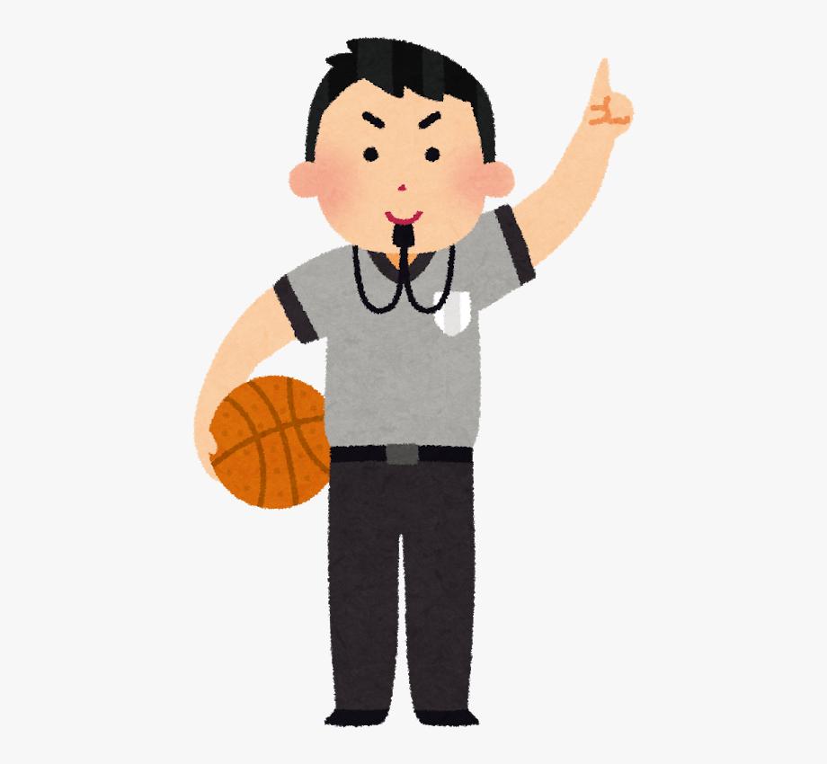 Basketball Referee Cliparts.