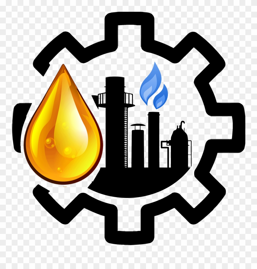 Factory clipart oil refinery, Factory oil refinery.