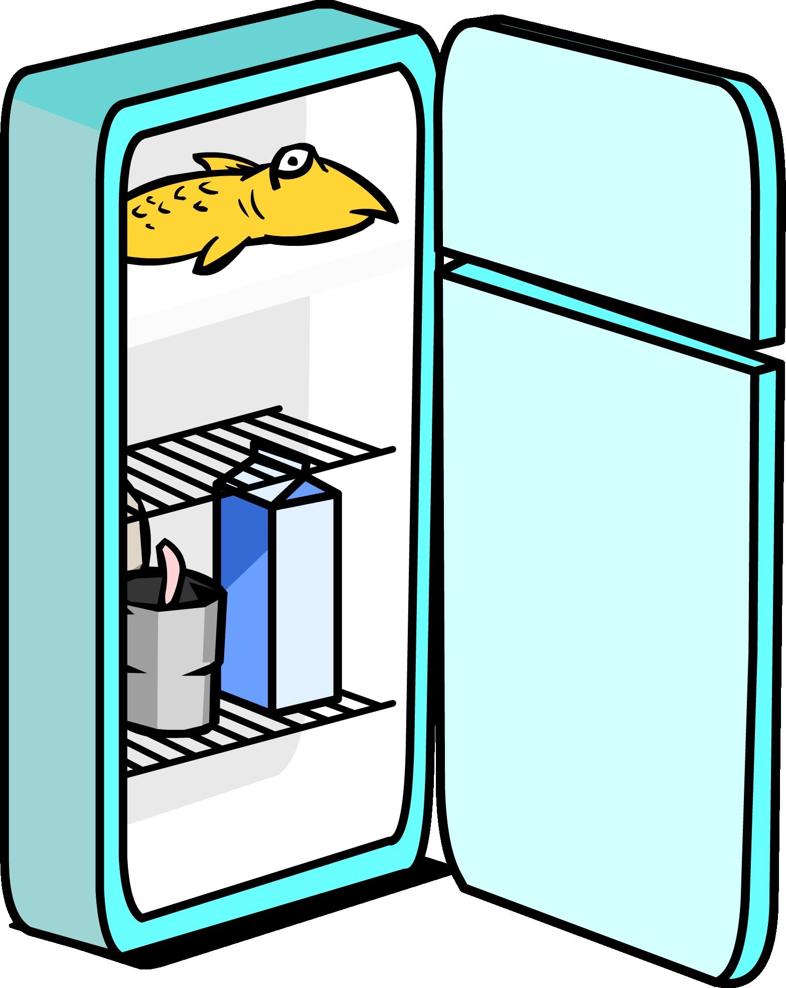 Refrigerator Drawings.